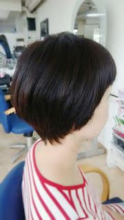 ショートヘア (カット+カラー)